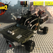 Borderlands 2 Bandit Technical!