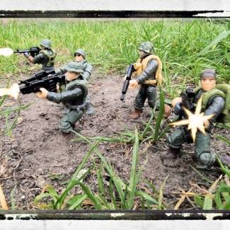 Image of: Firefight!