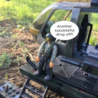 Image of: Outpost Omega's Story: Part 1