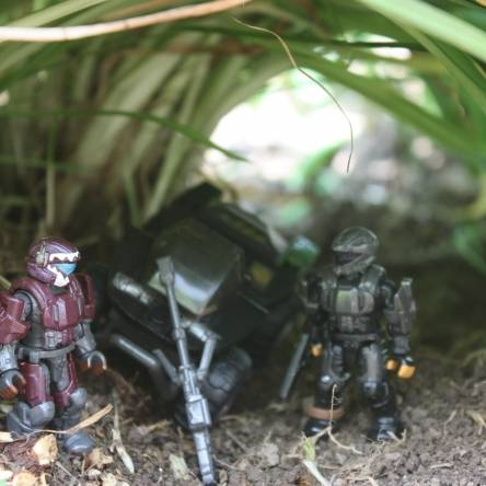 Outdoor ODST's: The New Troops