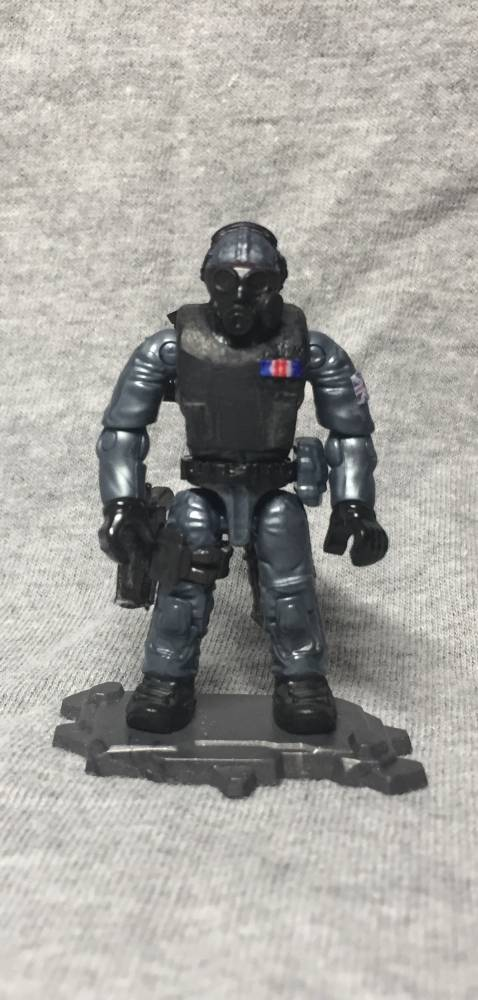 Image of: Custom Rainbow Six Siege Figure