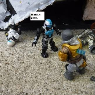 The journey through the wasteland: part 12