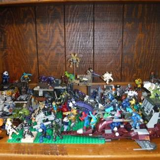 Image of: Part of my Collection