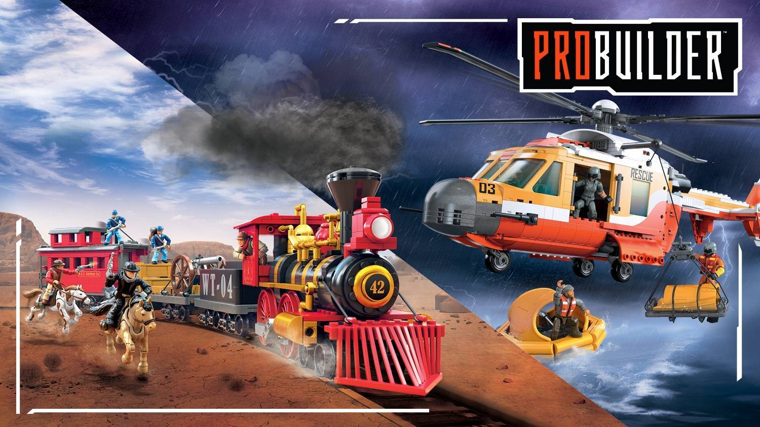 Probuilder sneak-peek: New sets coming this fall!