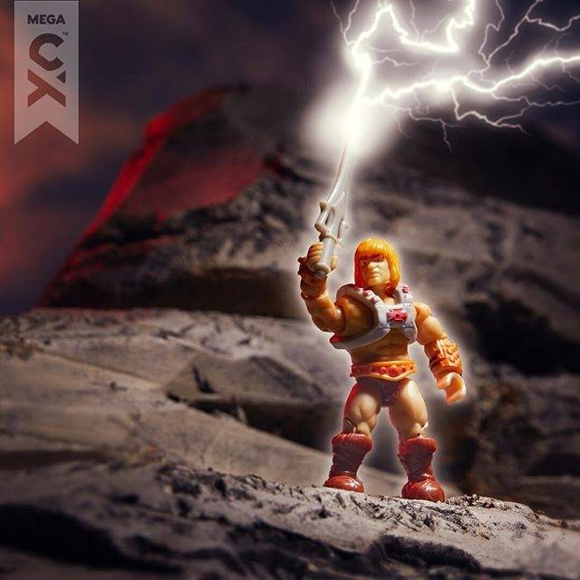 By the power of Grayskull... I have the power!