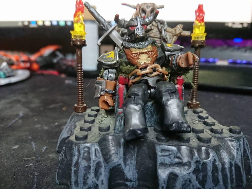 Origanal character (barbarian LORD& throne)