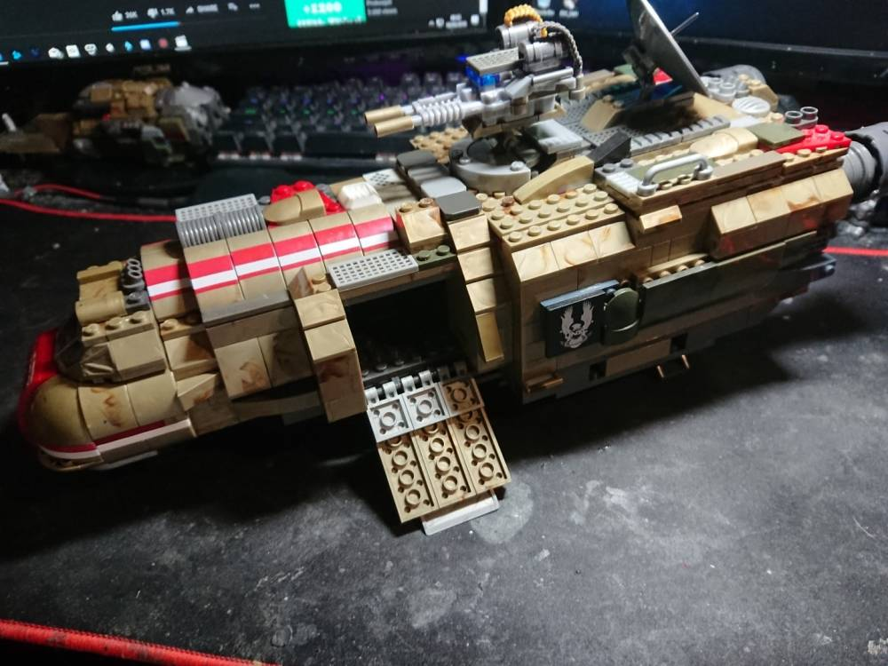 Image of: Custom Dropship
