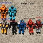 Image of: Team Titan VS Team Helic comic (Characters Revealed)