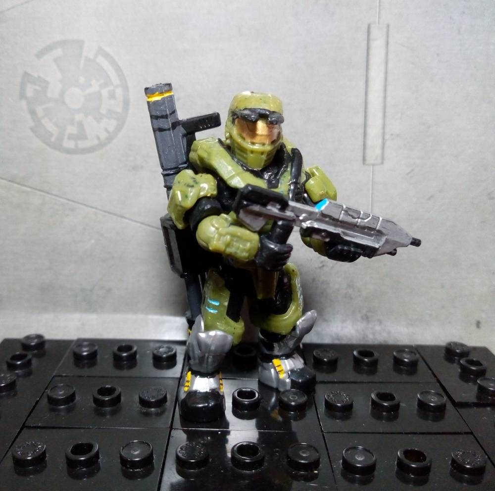 Master Chief Vercion Halo Reach