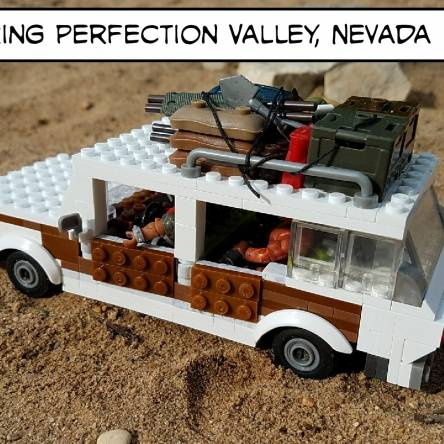 F.C. Vacation pt. 8: Perfection Valley