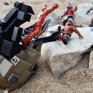 Image of: F.C. Vacation pt. 10: Graboid Attack!