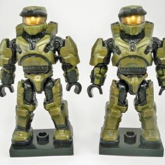 HALO:CE and HALO:CE Anniversary Master Chief MK V Armor