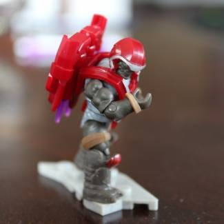 Image of: The Jump Pack Brute from the Radar Wreckage set definitely lifts, bro