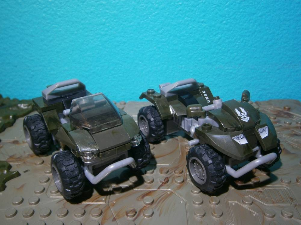 Image of: Halo 3 Mongoose