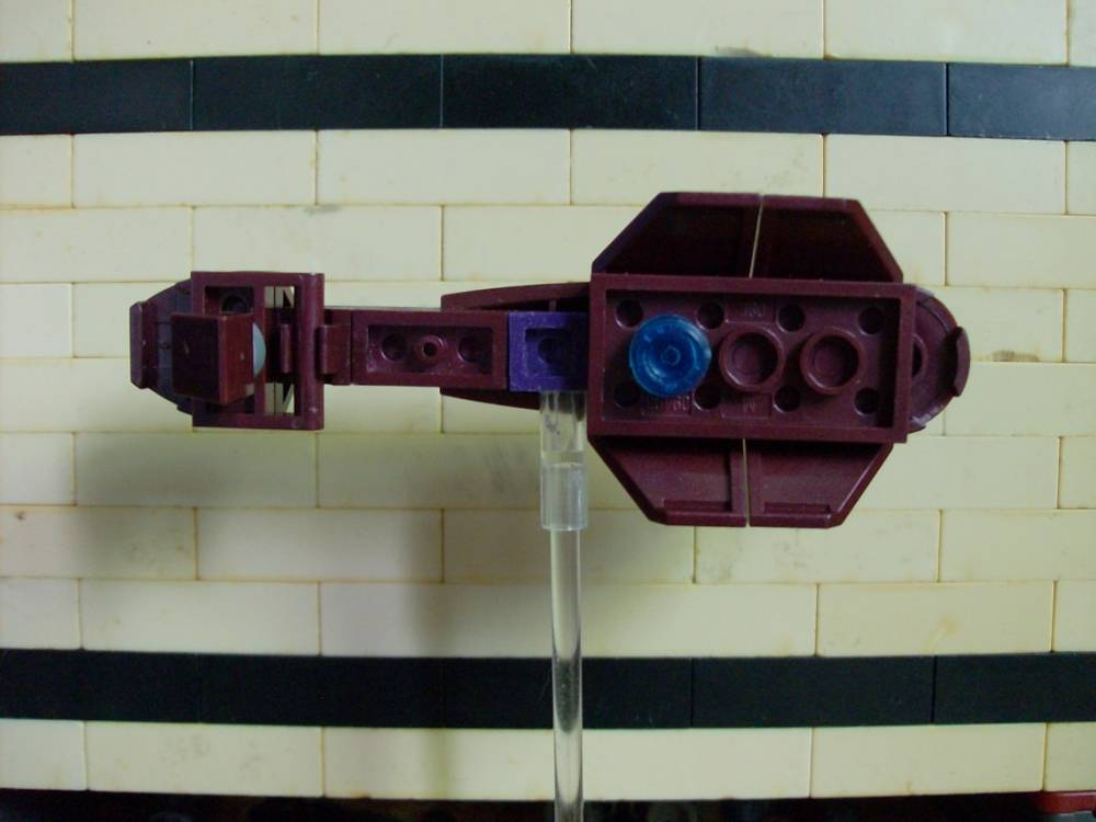Image of: Covenant Ship