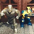 Colossus and Wolverine