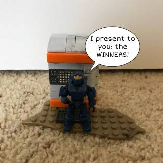 Image of: Contest Winners!
