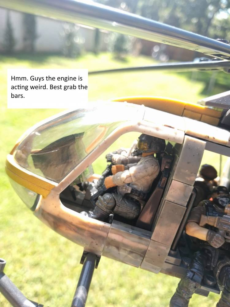 Image of: Warzone Unknown: Comic one