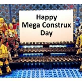 Image of: Happy Mega Construx Day