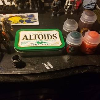 Image of: Altoid Tin Project