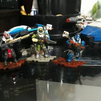 My first squad