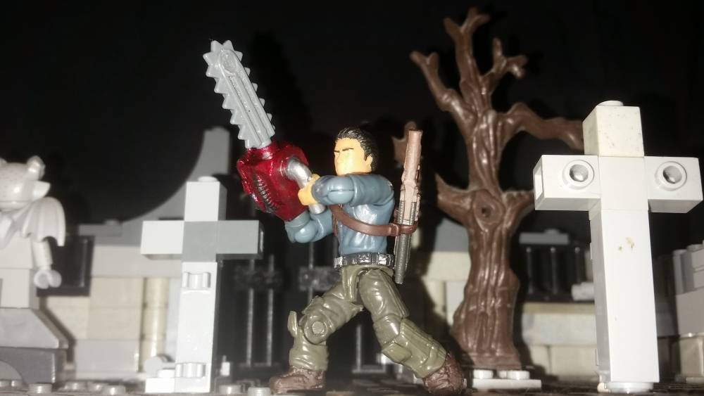 Image of: Ash williams