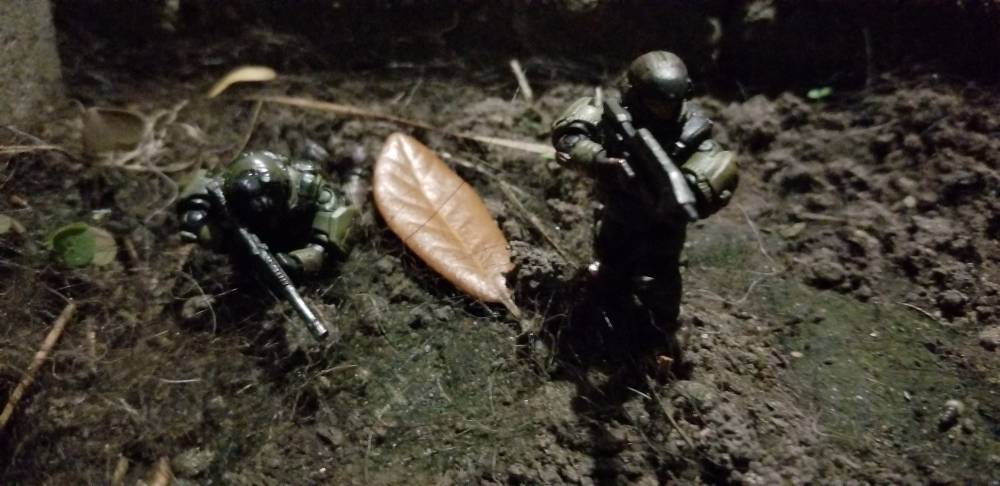 Image of: UNSC Forecon Marines