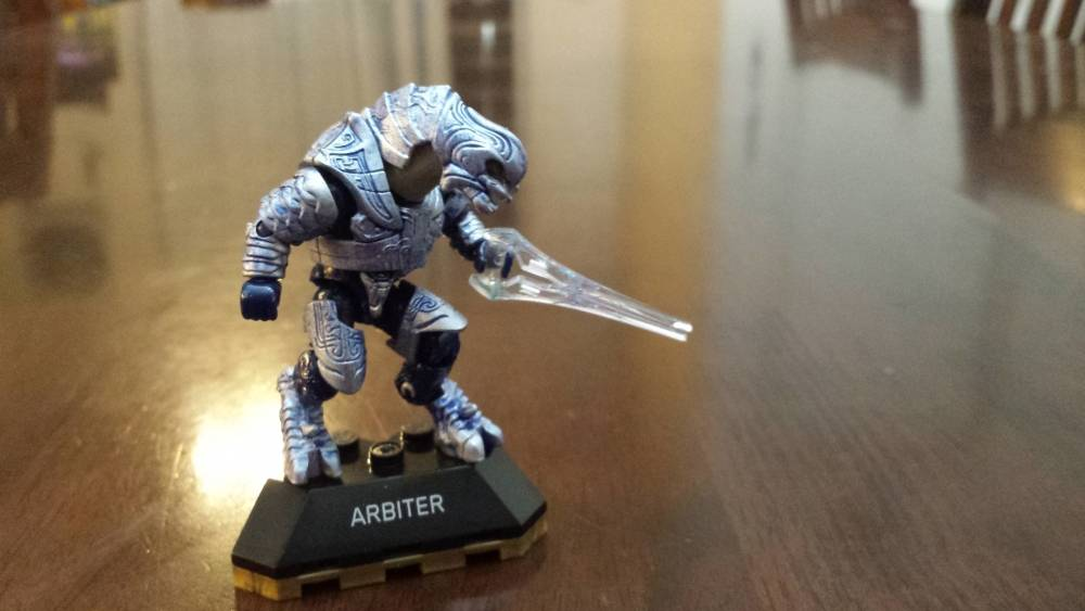 Image of: Repainted Arbiter