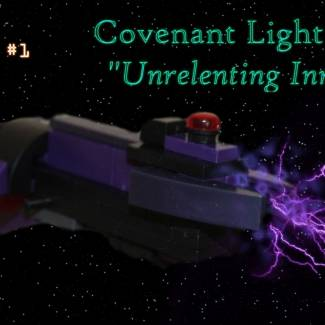 Build Challenge #1 – Micro Building: Vehicle – Covenant Cruiser
