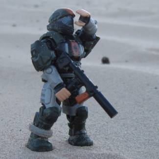 Mojave ODST