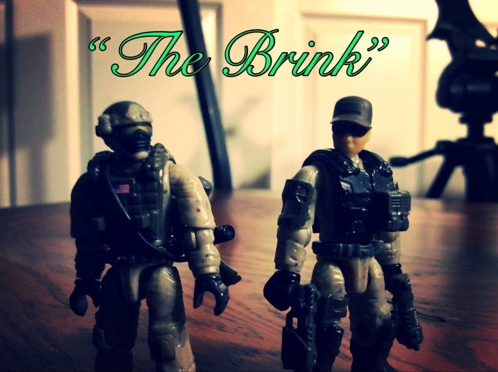 "Image of: ""The Brink"" announcer"
