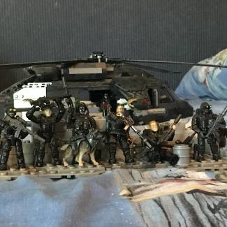 Soap's Task force 141