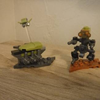 Image of: Mini UNSC