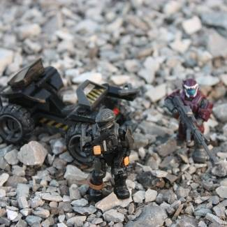 Image of: Outdoor ODST's: Gravel Bed