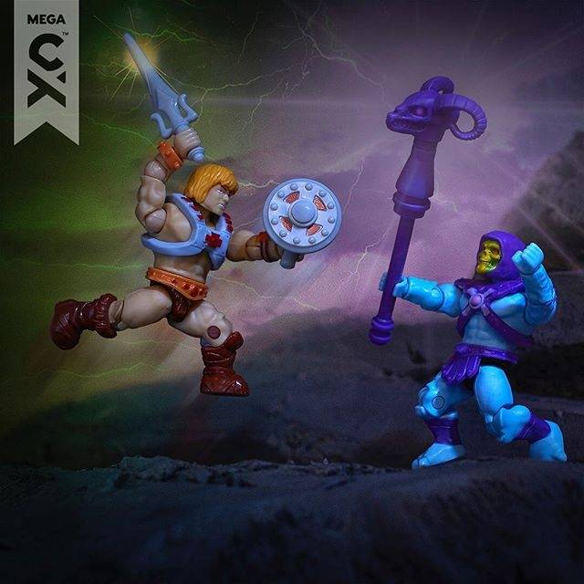 Does He-man have the power to defeat Skeletor, the Evil Lord of Destruction?