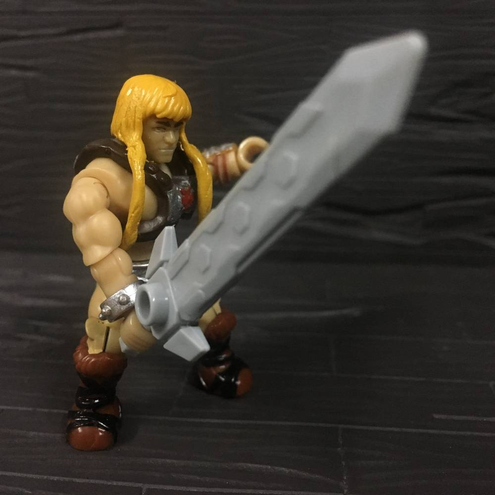 Image of: King Grayskull