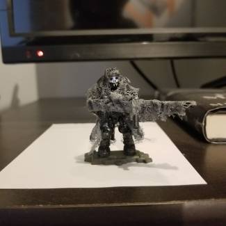 """Image of: """"All Ghillied Up"""": Halo Edition"""