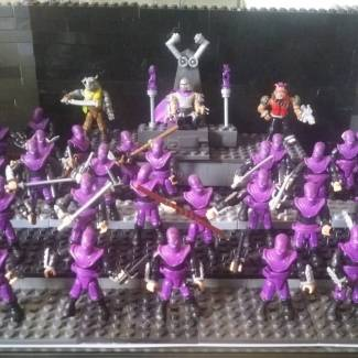 Shredder`s Army