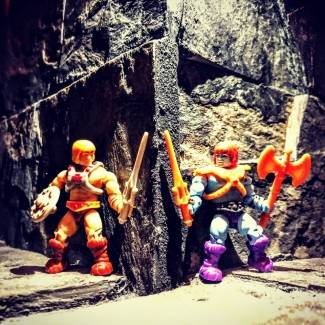Image of: He man. Masters of the Universe (motu)