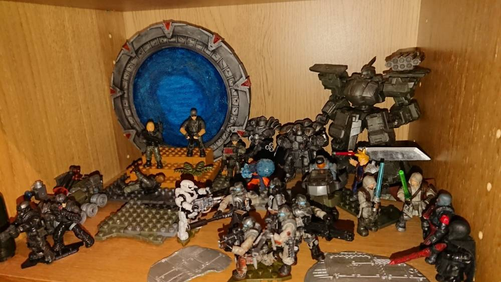Image of: My customs Collection Part I