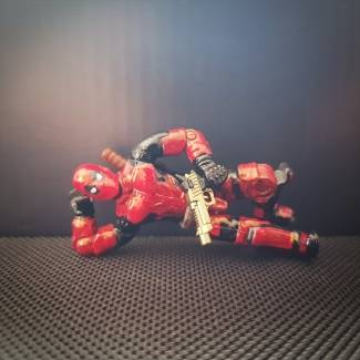 Image of: Custom Figure - Deadpool