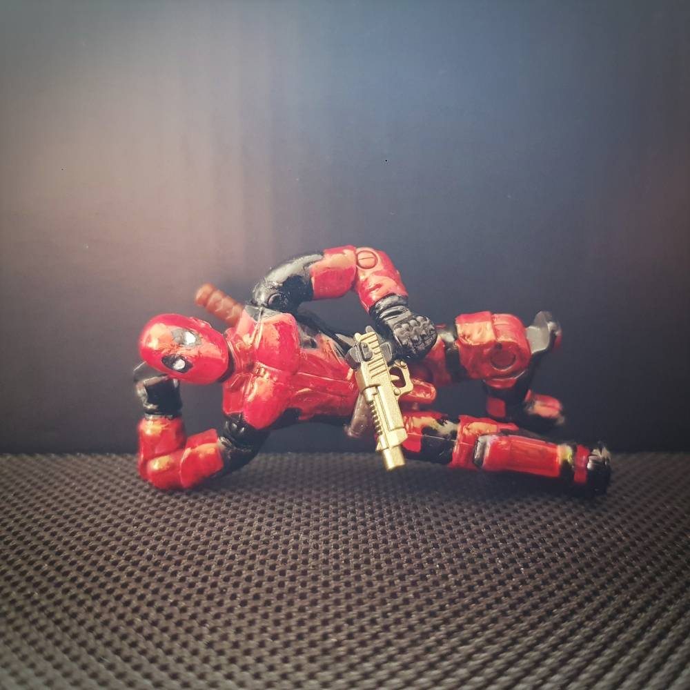 Custom Figure - Deadpool