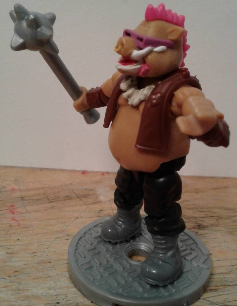 Image of: Out of the Shadows Bebop and Rocksteady