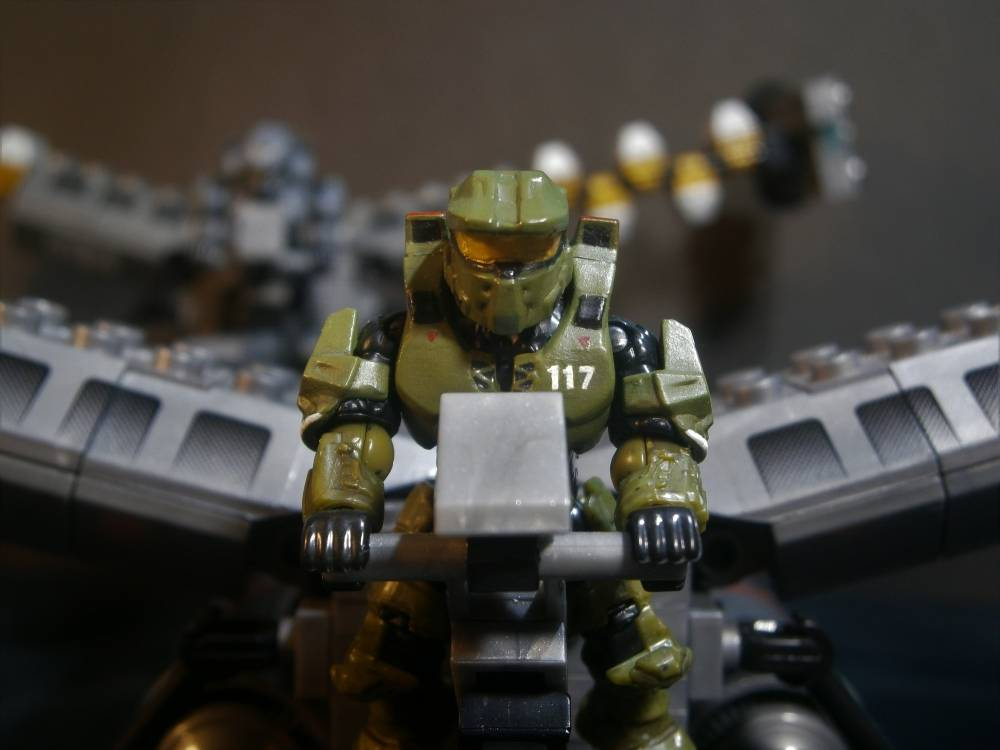 Image of: Mark-IV Master Chief
