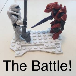Image of: The Battle