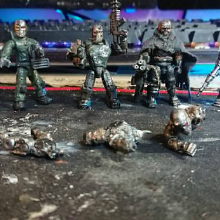 Image of: Custom Terminators