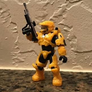 Image of: Me in halo 5 Infection