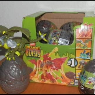 Image of: A Beastly Haul