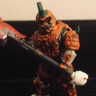 Image of: Halloween 2018 Brute figure