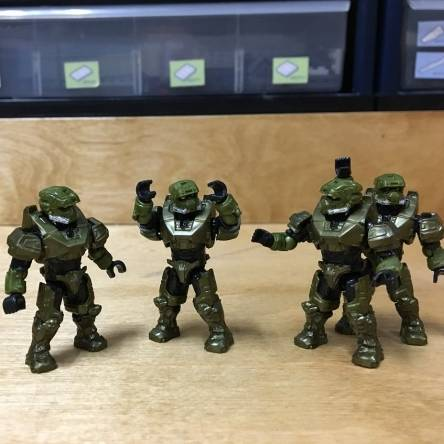 Image of: First Look: Spartan EOD